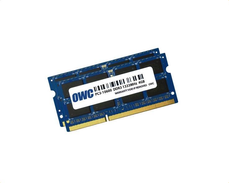 OWC OWC 8GB RAM Kit (2x4GB) iMac Mitte 2010 zu Ende 2011
