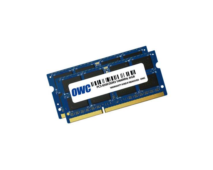 OWC OWC 16GB RAM kit (2x8GB) Mac mini Mitte 2010