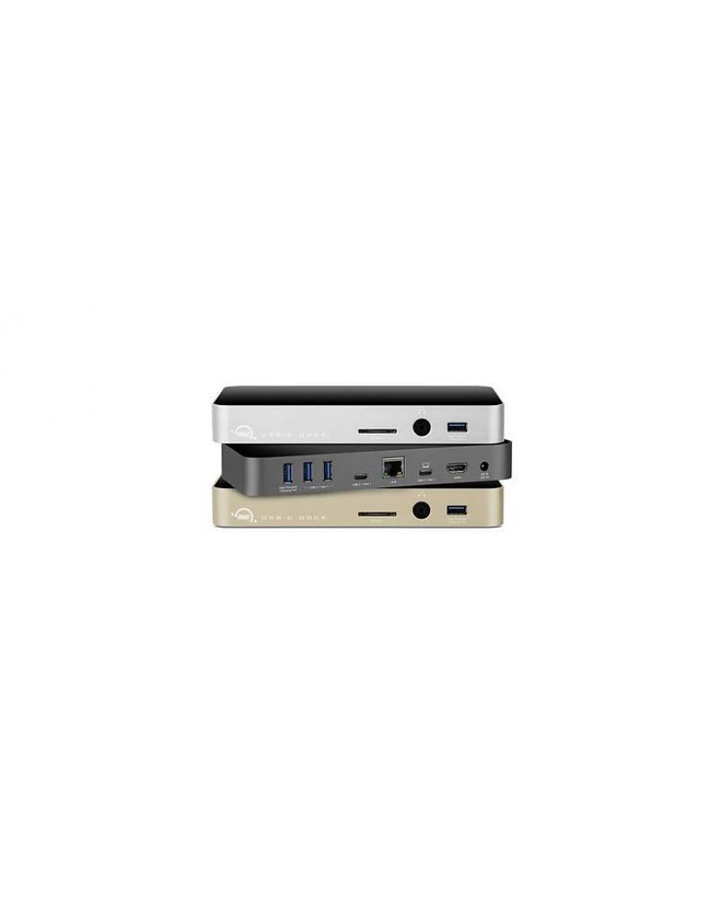 OWC OWC USB-C Dock - Space Grau
