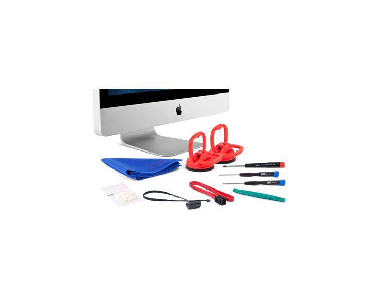 """OWC OWC SSD-Upgrade-Kit für den iMac 21.5"""" Modell 2011 mit werkzeug"""