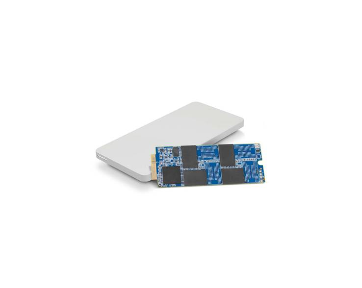OWC OWC SSD Aura 6G 480GB  mit Envoy Kit Retina Mitte 2012 - Anfang 2013