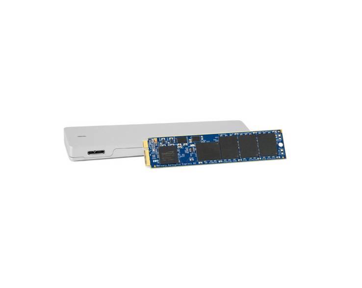 OWC OWC SSD Aura 6G 480GB mit Envoy Kit MacBook Air Mitte 2012