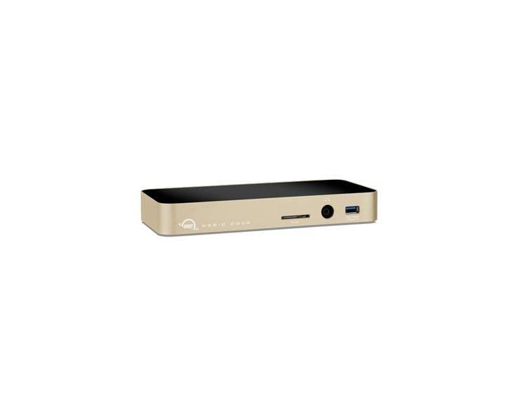 OWC OWC USB-C Dock (Gold)