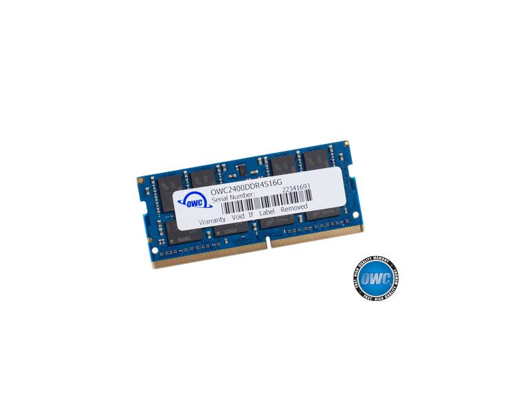 OWC OWC 32GB RAM (1x32GB) Mac mini 2018