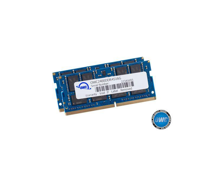 OWC OWC 32GB RAM Kit (2x16GB) Mac mini 2018