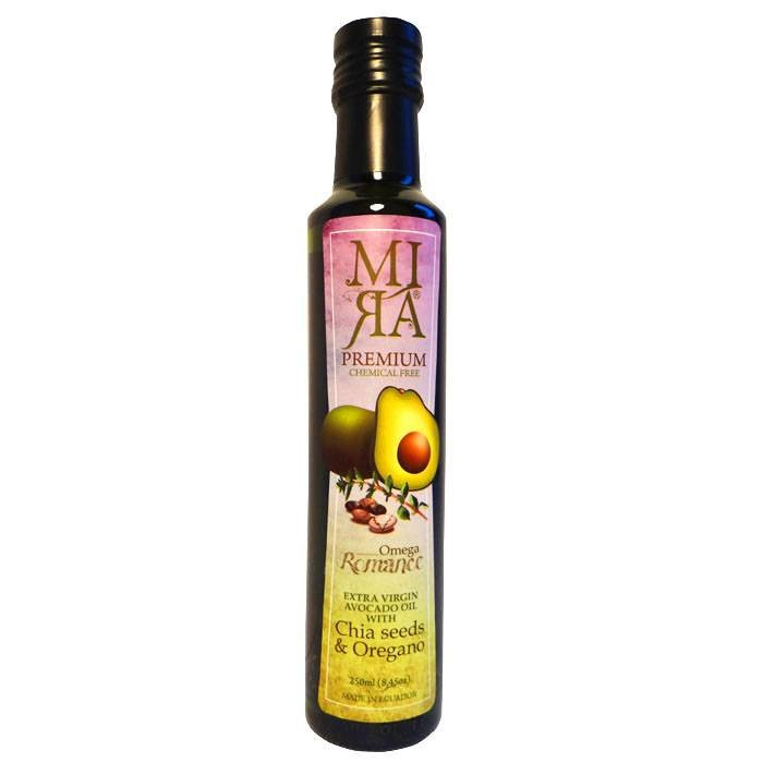 Omega Romance avocado olie, 250 ml