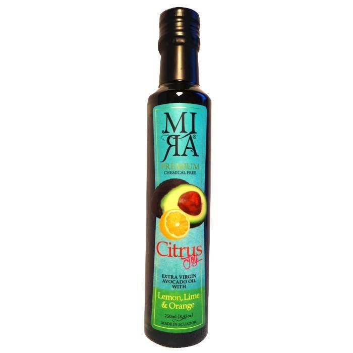 Citrus Joy avocado olie, 250 ml