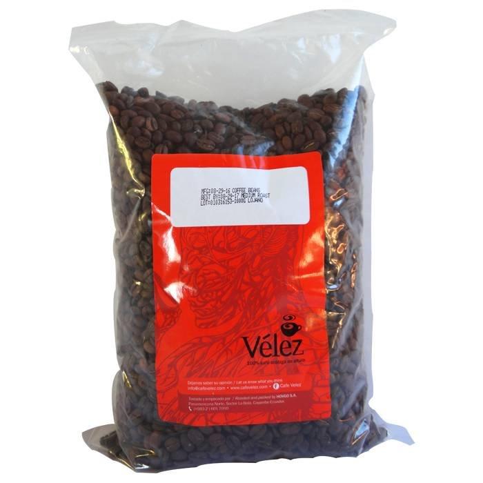 Lojano koffiebonen, Ecuador, 1 kilo