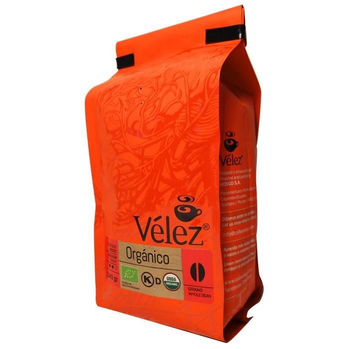 Biologische koffiebonen,  340 g