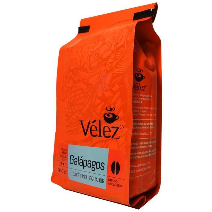 Galápagos koffiebonen, Ecuador, 340 g