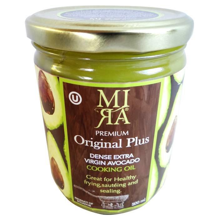 Original Plus avocado bakolie, 500 ml