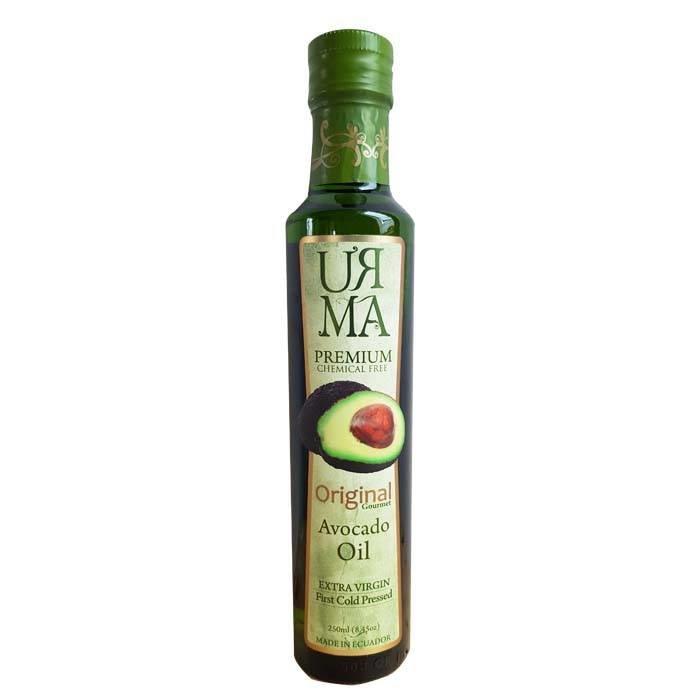 Original avocado olie, extra vierge, Ecuador, 250 ml
