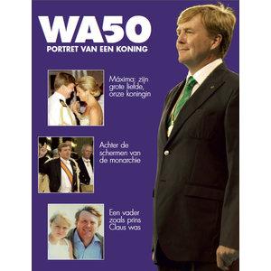 WA50 Portret van de Koning (voor abonnees)