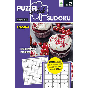 Puzzelgeluk Sudoku 2020-02