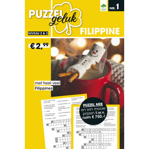 Puzzelgeluk  Filippine 2020-01