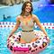 Swim Essentials Panter Zwemband 90cm omtrek