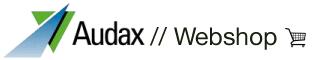 Audax webshop