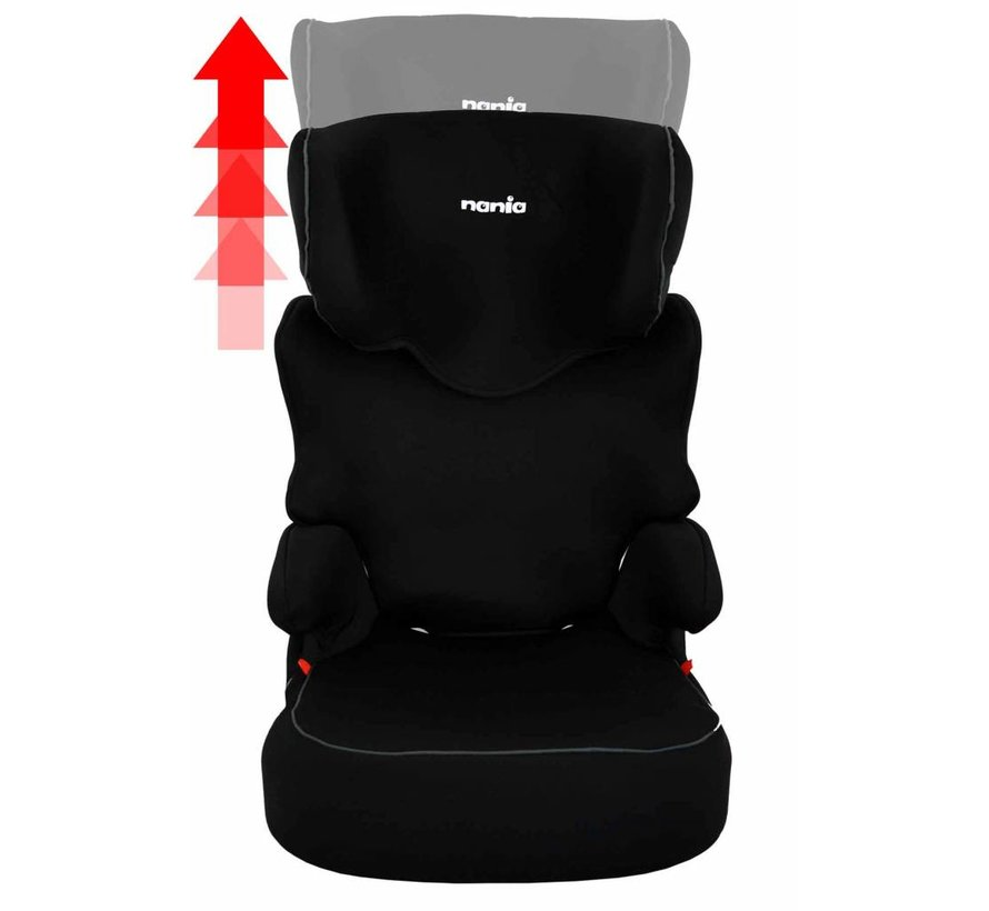 Car seat Befix - Highbackbooster Group 2 and 3 - ECO Shadow Black