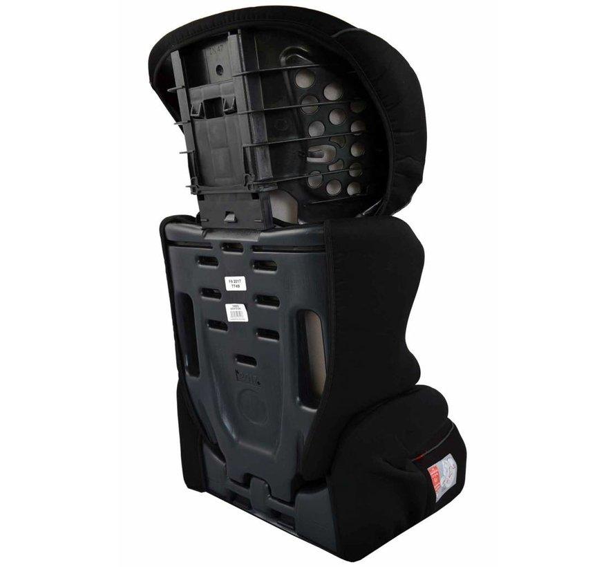 autostoel Befix – Kinderautostoel groep 2 en 3 – ECO Shadow Black