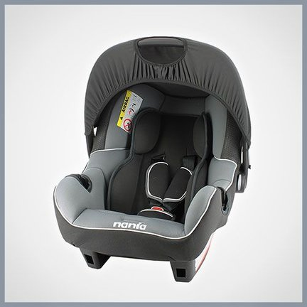 Baby car seat Group  0+ - 0 to 13 kg -  0 to 1 years