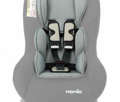 Nania autostoel Maxim - Peuter autostoel groep 0 en 1 - ECO Shadow Grey