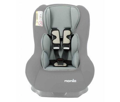 Nania Infant Car seat Cosmo SP - Group 0/1/2 (0-25 kg) - Black