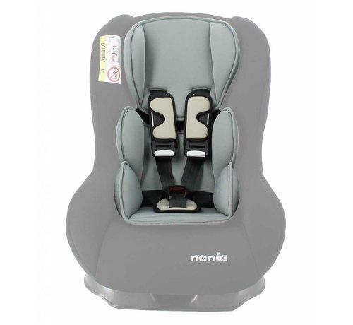 Nania Custo inlay pillow - Group 0/1 - Uni Grey