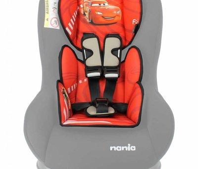 Nania Custo inlay pillow - Disney Cars - Group 0/1
