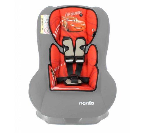 Nania Custo verkleinkussen - Groep 0/1 - Disney Cars