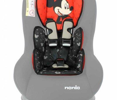 Nania Car seat Maxim  ECO Shadow Grey - Group 0 and 1  (0-18 Kg)