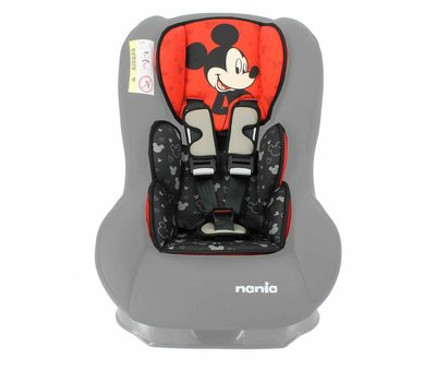 Nania Custo Schrumpfkissen - Groep 0/1 - Disney Mickey