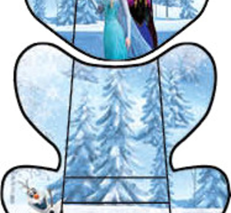 Custo inlay pillow - Disney Frozen - Group 0/1
