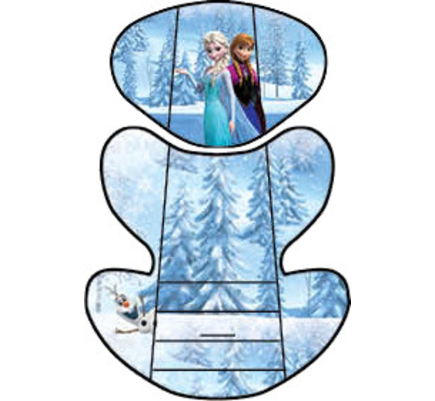 Custo inlay pillow - Disney Frozen - Group 0/1