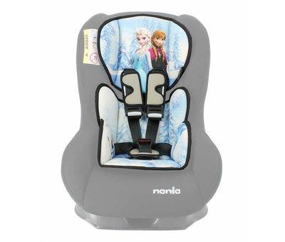 Nania Autostoel  Cosmo SP - Groep 0/1/2 - Zwart