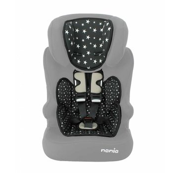Nania Custo inlay pillow - Group 1/2/3 - Star Black