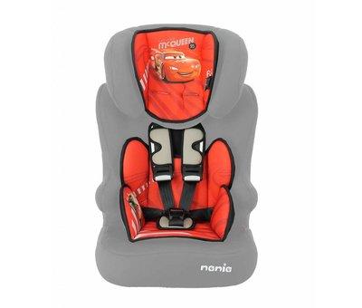 Nania autostoel Racer – Meegroei autostoel groep 1/2/3 – ECO Shadow Grey