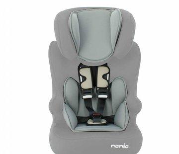 Nania Custo inlay pillow - Group 1/2/3 - Uni Grey