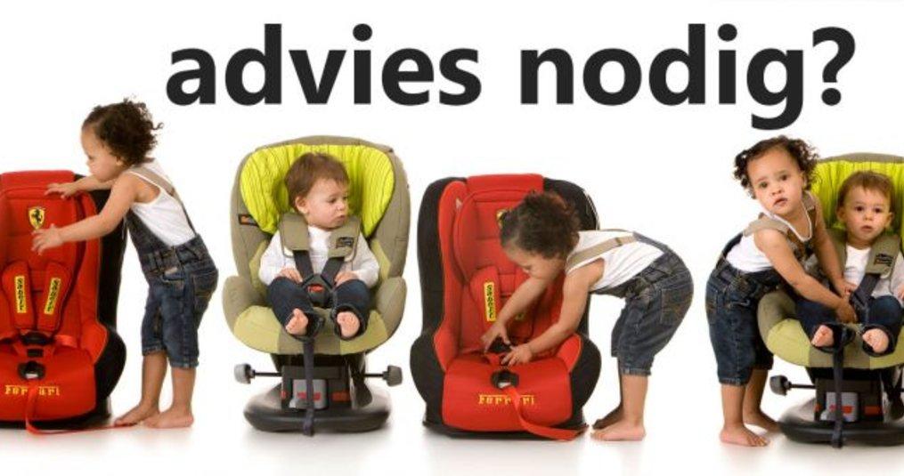 Advies bij aankoop van een autostoel