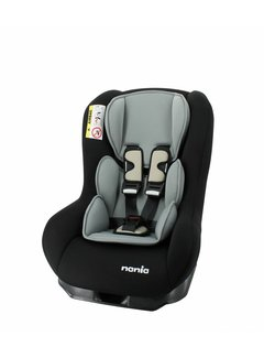 Nania Car seat Maxim Black incl. Grey inlay