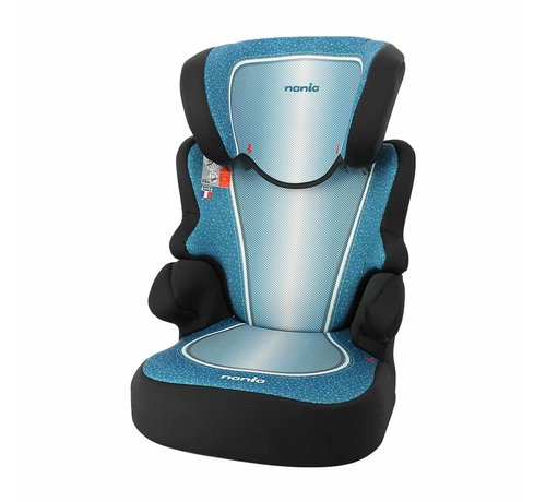 Nania Car seat Befix - Highbackbooster Group 2 and 3 - Skyline Blue