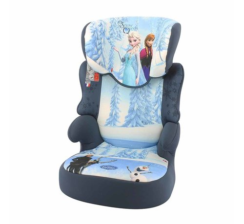 Disney Car seat Befix - Group 2 and 3 - 15 to 36 KG - Frozen