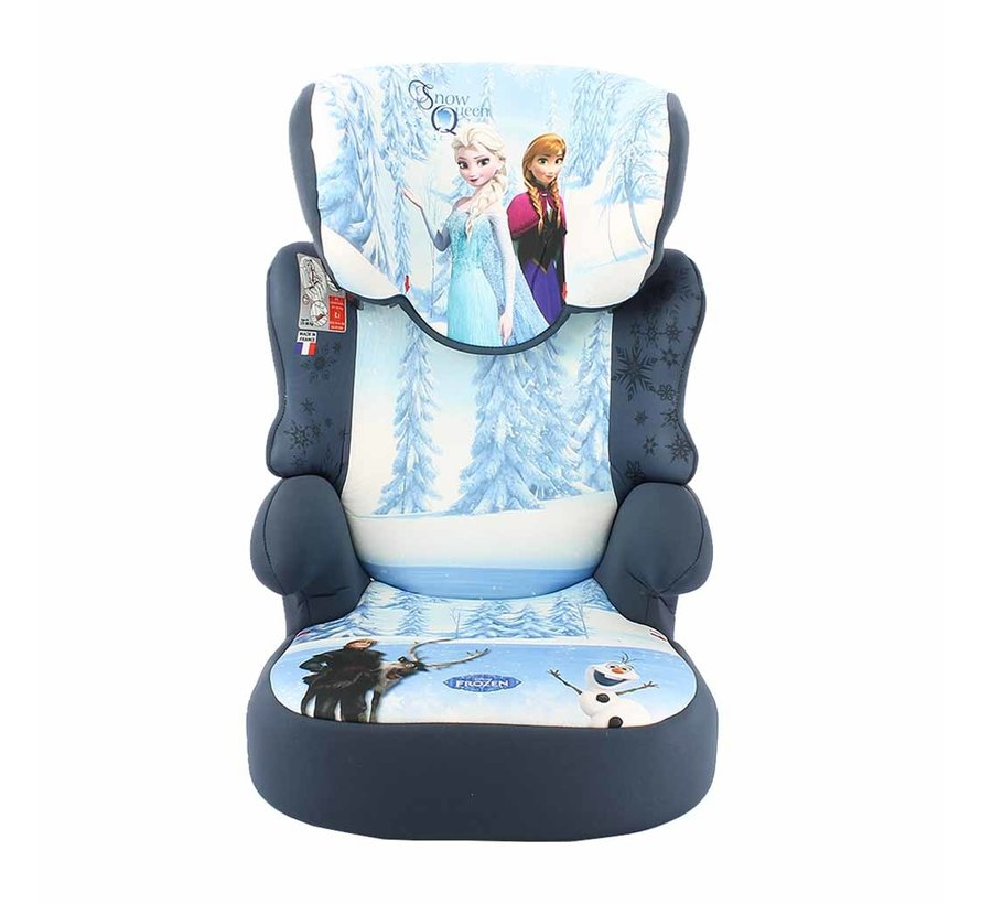 Car seat Befix - Highbackbooster Group 2 and 3 - Frozen