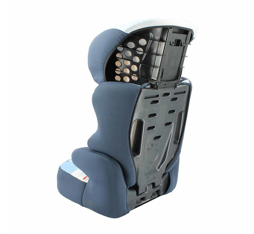 Car seat Befix - Group 2 and 3 - 15 to 36 KG - Frozen