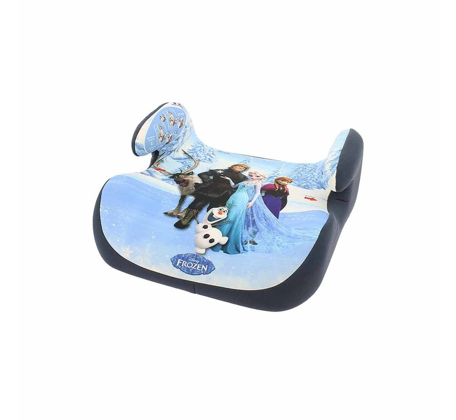 Booster car seat - TOPO Comfort - Group 2/3 - Frozen