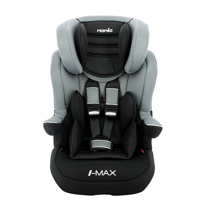 Autostoelen die meegroeien
