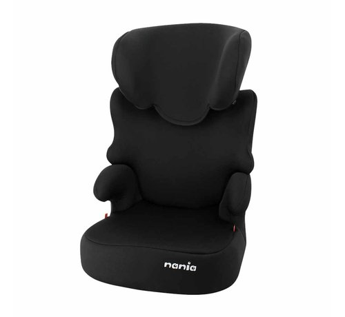Nania Car seat Befix - Highbackbooster Group 2 and 3 - ECO Shadow Black