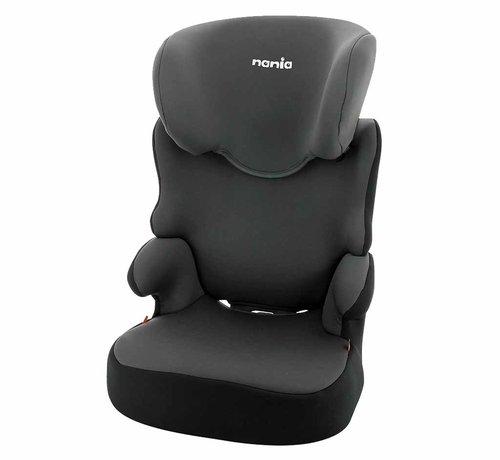 Nania Car seat Befix - Highbackbooster Group 2 and 3 - ECO Shadow Grey