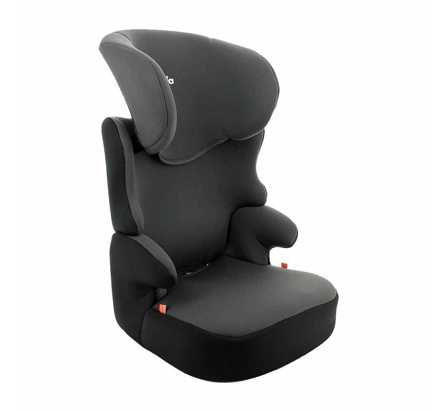 autostoel Befix - Kinderautostoel groep 2 en 3 - ECO Shadow Grey