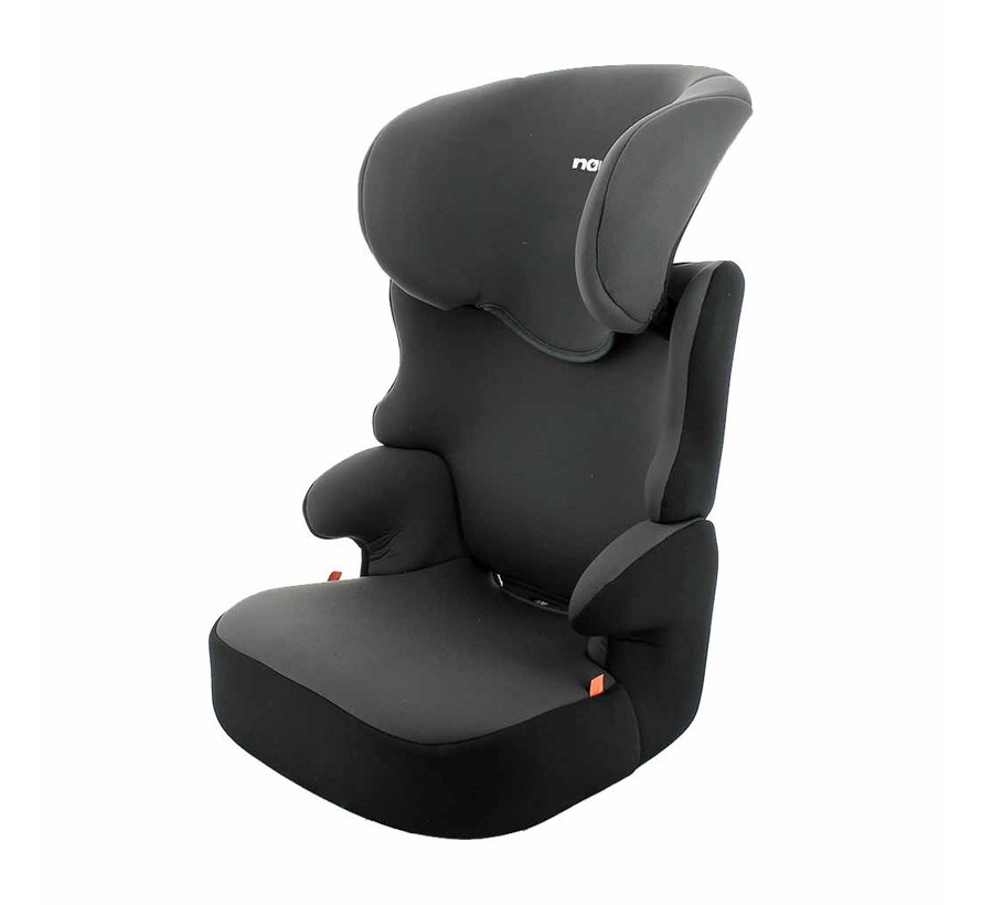 Car seat Befix - Highbackbooster Group 2 and 3 - ECO Shadow Grey