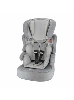 Nania Car seat Beline SP ZigZag Light Grey
